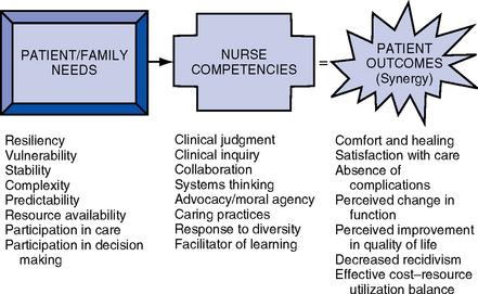 nursing facilitator model