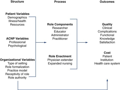 Integrative Review of Outcomes and Performance Improvement