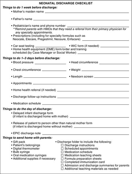 19 Discharge Planning And Transition To Home Care Nurse Key