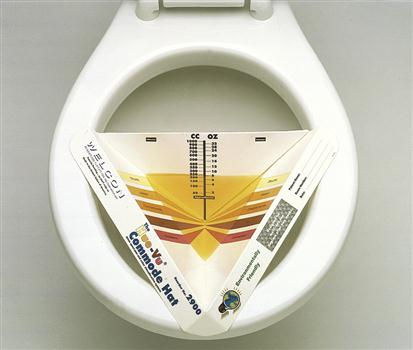 bathroom wastebasket with lid