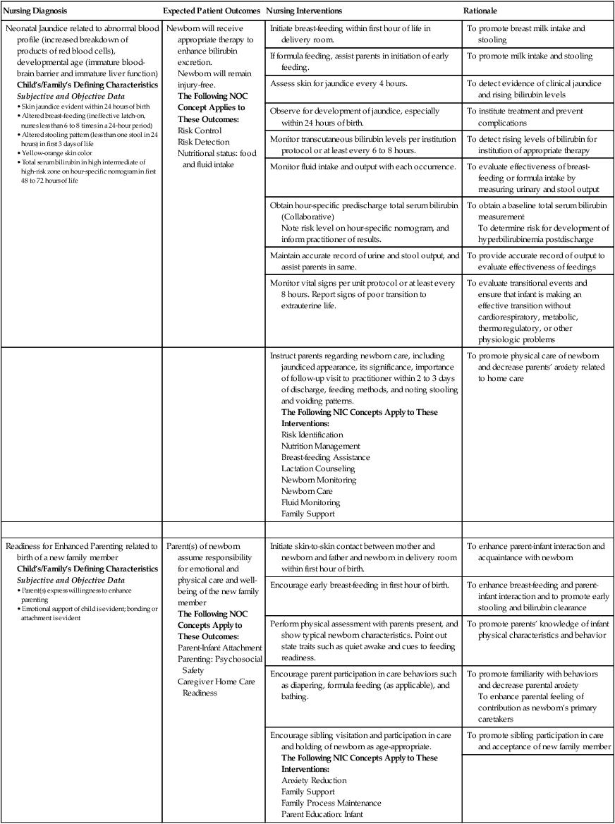 nanda nursing diagnosis with interventions pdf