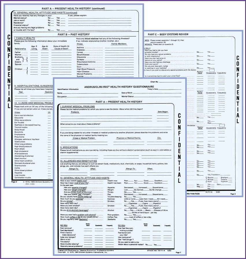 The Disadvantages Of Paper Medical Records